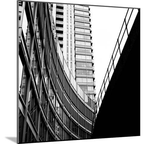 Architecture Shapes-Craig Roberts-Mounted Photographic Print