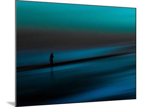 Aqua-Josh Adamski-Mounted Photographic Print