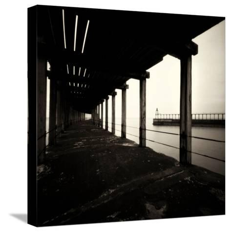 The Old Jetty-Craig Roberts-Stretched Canvas Print