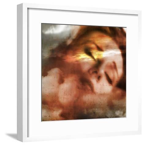 Cumulus-Gideon Ansell-Framed Art Print