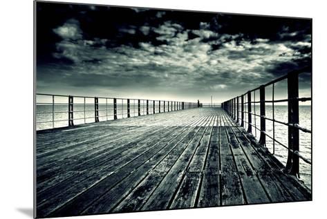 Bognor Regis Pier No. 2-Andy Bell-Mounted Photographic Print