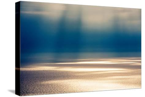 Splashes of Light I-Andy Bell-Stretched Canvas Print