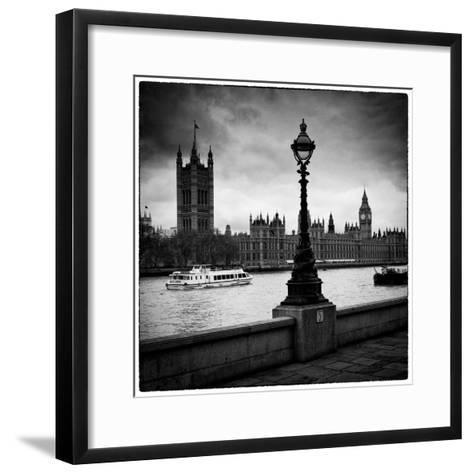 The Palace of Westminster-Craig Roberts-Framed Art Print
