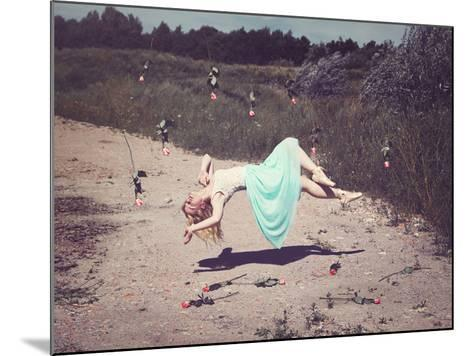 Falling Love-Sabine Rosch-Mounted Photographic Print