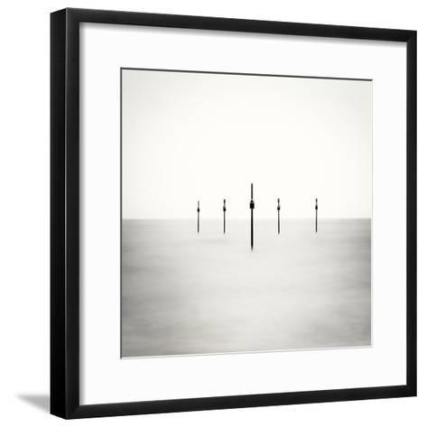 Posts, Shoreham, West Sussex-Craig Roberts-Framed Art Print