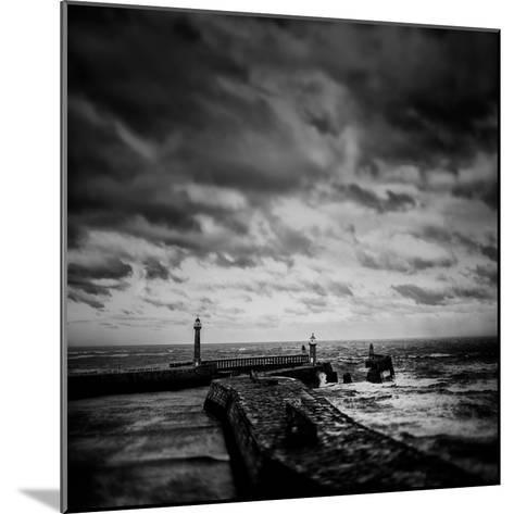 Whitby Blowing-Rory Garforth-Mounted Photographic Print