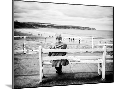 An Old Man & the Sea-Rory Garforth-Mounted Photographic Print