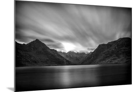 Loch Coruisk And Black Cuillin-Rory Garforth-Mounted Photographic Print