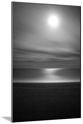 Devon Moon--Mounted Photographic Print