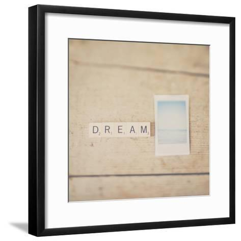 Dream ...-Laura Evans-Framed Art Print