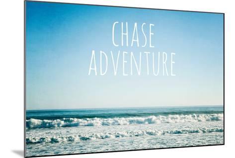 Chase Adventure-Susannah Tucker-Mounted Photographic Print