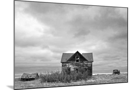 Abandoned House and Truck-Rip Smith-Mounted Photographic Print