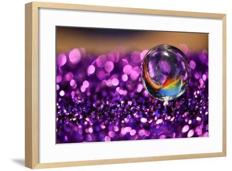 Marbles-Josh Adamski-Framed Art Print