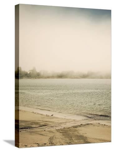 Mist on the Coast-Jillian Melnyk-Stretched Canvas Print