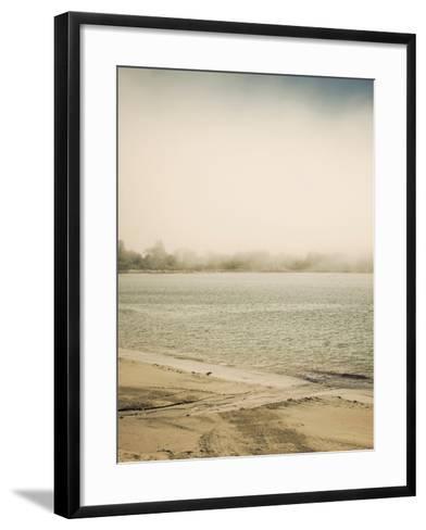 Mist on the Coast-Jillian Melnyk-Framed Art Print