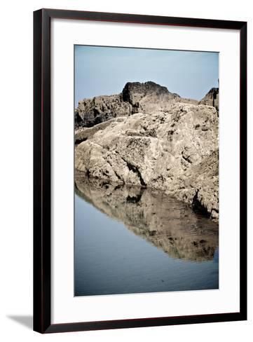 Views of Cornwall-Tim Kahane-Framed Art Print