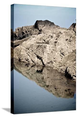 Views of Cornwall-Tim Kahane-Stretched Canvas Print