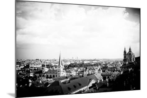 Prague City View-Rory Garforth-Mounted Photographic Print