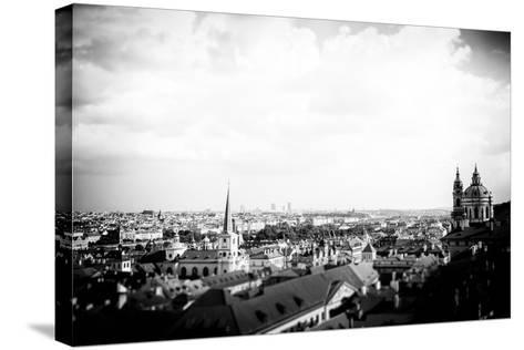 Prague City View-Rory Garforth-Stretched Canvas Print
