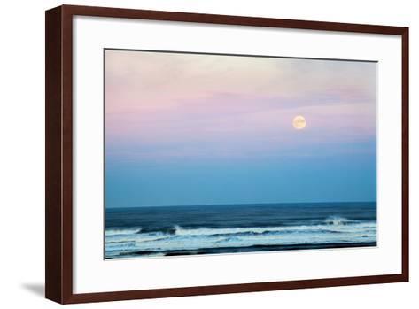 Coastal Waters-Mark Sunderland-Framed Art Print