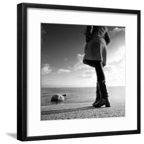 Tide and Time-Svante Oldenburg-Framed Art Print