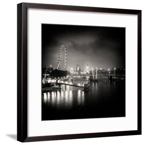 Buildings in London-Craig Roberts-Framed Art Print