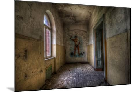 Derelict Room-Nathan Wright-Mounted Photographic Print