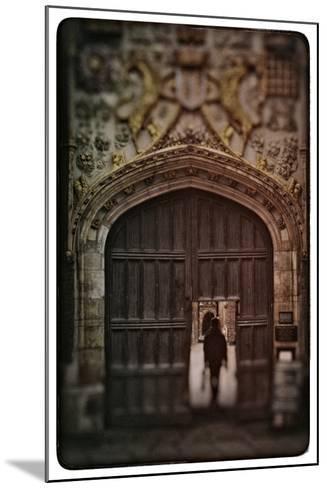 Cambridge University-Tim Kahane-Mounted Photographic Print