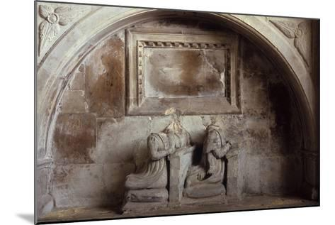 Church Tomb-Den Reader-Mounted Photographic Print