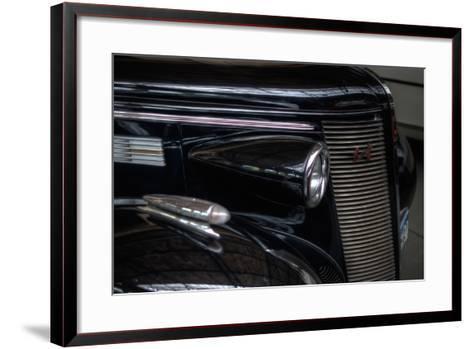 Classic Car-Nathan Wright-Framed Art Print