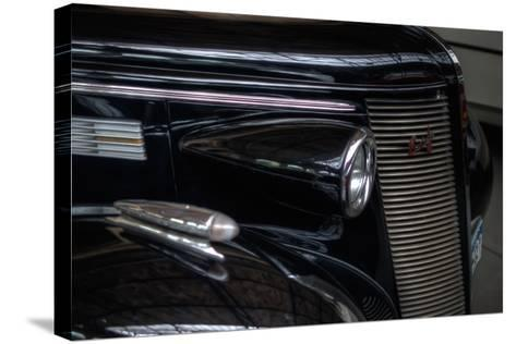 Classic Car-Nathan Wright-Stretched Canvas Print