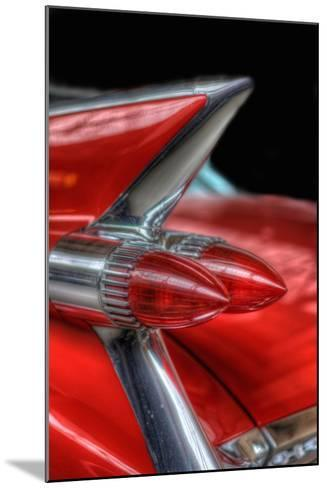 Classic Car-Nathan Wright-Mounted Photographic Print