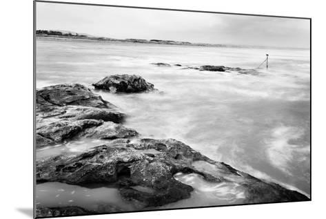 Sea and Rocks-Mark Sunderland-Mounted Photographic Print