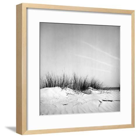 Baltrum Beach, no. 11-Katrin Adam-Framed Art Print