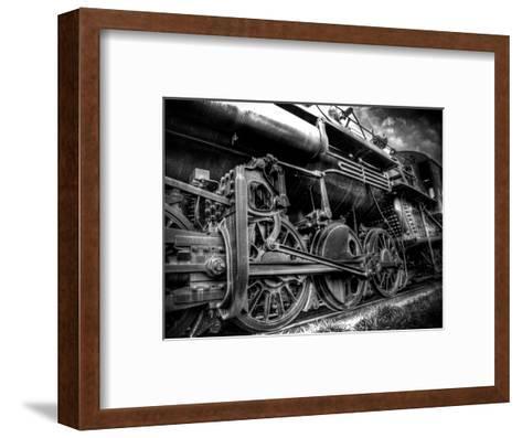 Train Strain-Stephen Arens-Framed Art Print