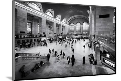 Grand Central Station - 42nd Street - Manhattan - New York City - United States-Philippe Hugonnard-Mounted Photographic Print