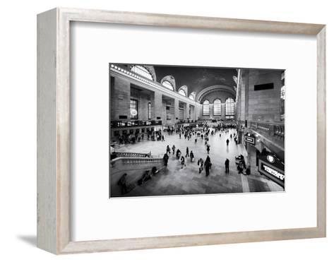 Grand Central Station - 42nd Street - Manhattan - New York City - United States-Philippe Hugonnard-Framed Art Print