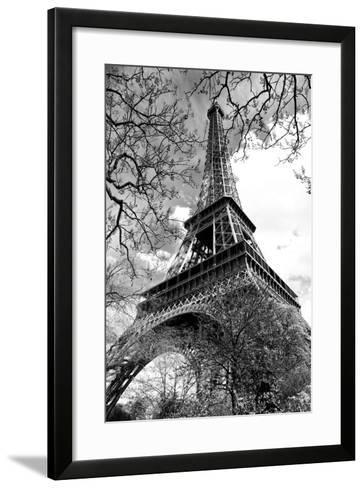 Eiffel Tower - Paris - France - Europe-Philippe Hugonnard-Framed Art Print