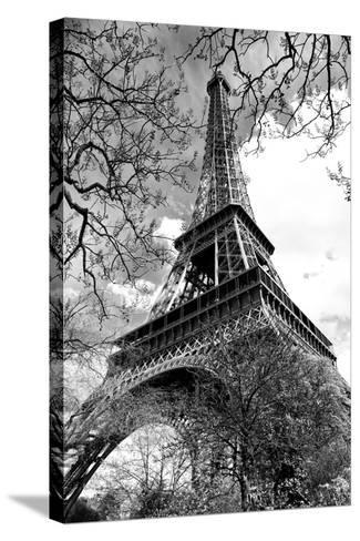 Eiffel Tower - Paris - France - Europe-Philippe Hugonnard-Stretched Canvas Print
