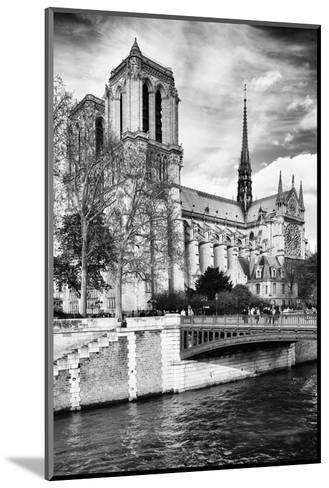 Notre Dame Cathedral - Paris - France-Philippe Hugonnard-Mounted Photographic Print
