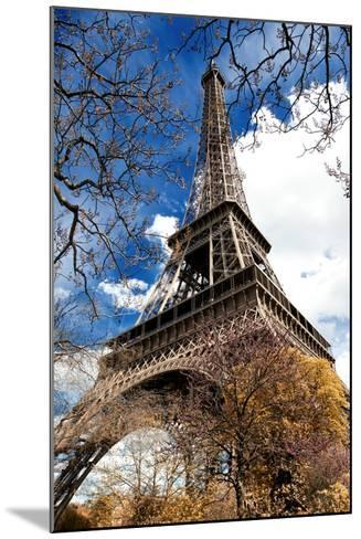 Eiffel Tower - Paris - France - Europe-Philippe Hugonnard-Mounted Photographic Print