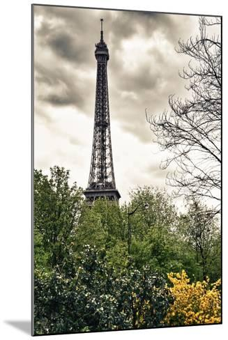 The Eiffel Tower - Paris - France-Philippe Hugonnard-Mounted Photographic Print