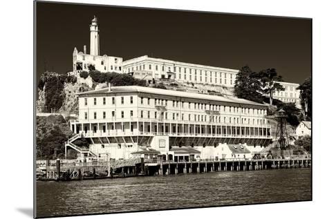 Alcatraz Island - Prison - San Francisco - California - United States-Philippe Hugonnard-Mounted Photographic Print