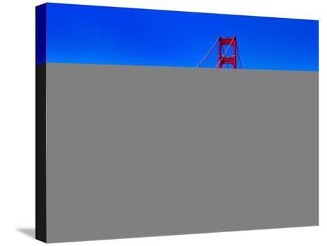 Landscape - Golden Gate Bridge - San Francisco - California - United States-Philippe Hugonnard-Stretched Canvas Print