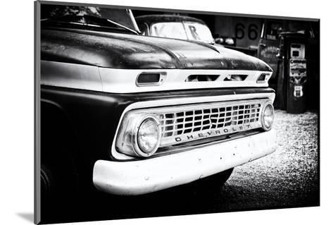 Cars - Chevrolet - Route 66 - Gas Station - Arizona - United States-Philippe Hugonnard-Mounted Photographic Print