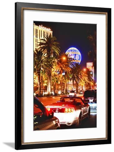 The Strip - Las Vegas - Nevada - United States-Philippe Hugonnard-Framed Art Print