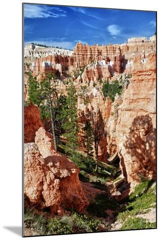 Bryce Amphitheater - Utah - Bryce Canyon National Park - United States-Philippe Hugonnard-Mounted Photographic Print