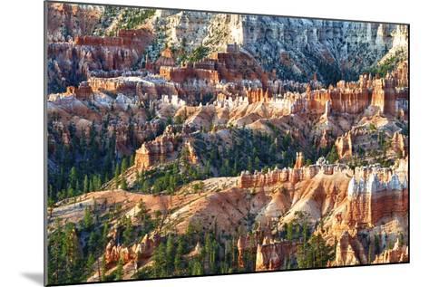 Sunrise Point - Utah - Bryce Canyon National Park - United States-Philippe Hugonnard-Mounted Photographic Print