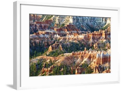 Sunrise Point - Utah - Bryce Canyon National Park - United States-Philippe Hugonnard-Framed Art Print