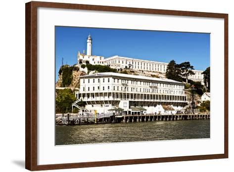 Alcatraz Island - Prison - San Francisco - California - United States-Philippe Hugonnard-Framed Art Print